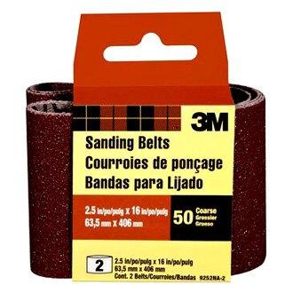 3M Utility Cloth Sandpaper Sheet 011K Fine Grit Pack of 50 11 Length x 9 Width