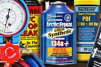 A/C Tools | Leak Detectors, Couplers, Pumps, Charging Kits - TOOLSiD com