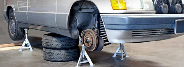 Jack Stands Are The Safe Way To Support Your Vehicle