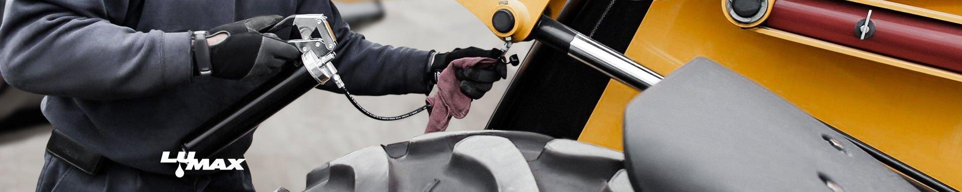 Lumax LX-1322 Gray Premium Dual-Direction Barrel Pump