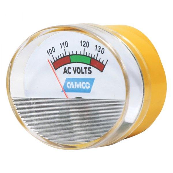 Camco 55263 20 V Ac Line Voltage Meter Toolsid Com