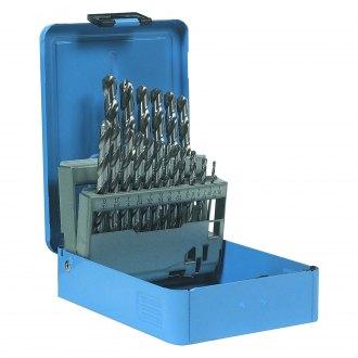 9pcs Shank Coated HSS Titanium Twist Drill Bit Set Metal Wood Drill Bit Cobalt Drill Set Woodworking Metalwork