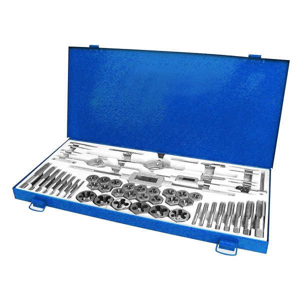 Century Drill Tool 98958 58 Piece Fractional Tap And Set