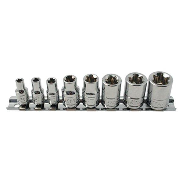CTA® A989 - External Torx Socket Set, 8 Pieces