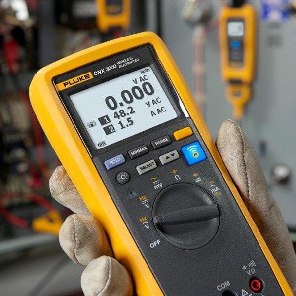 Fluke Electronics Corporation™   Multimeters, Clamp Meters