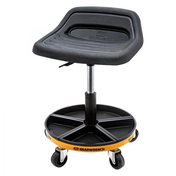 Superb Gearwrench 86994 Adjustable Height Swivel Mechanics Seat Inzonedesignstudio Interior Chair Design Inzonedesignstudiocom