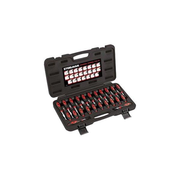 Steelman® JS95839 - 23 Pieces Universal Terminal Removal Tool Kit