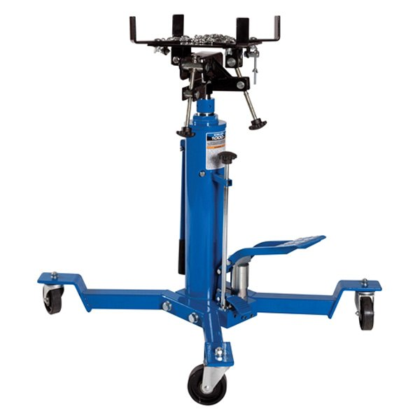 K-Tool® - 0 5 Ton 2-Stage Telescopic Transmission Jack