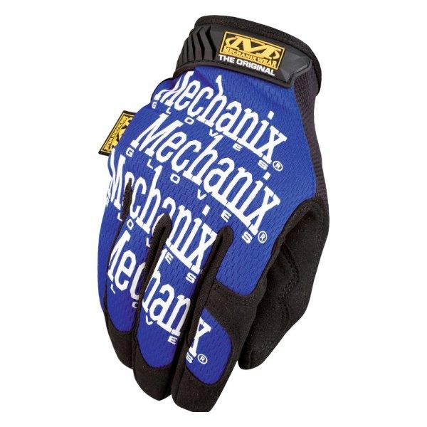 Mechanix Wear Mg-03-012 Guantes de Trabajo Azul