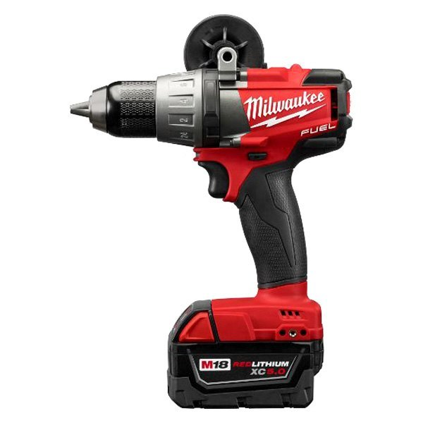 Milwaukee® 2704-22 - M18 Fuel™ 18V Cordless Hammer Drill Kit