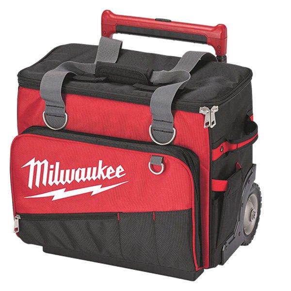 Milwaukee 48 22 8221 66 Pocket Jobsite Rolling Tool Bag