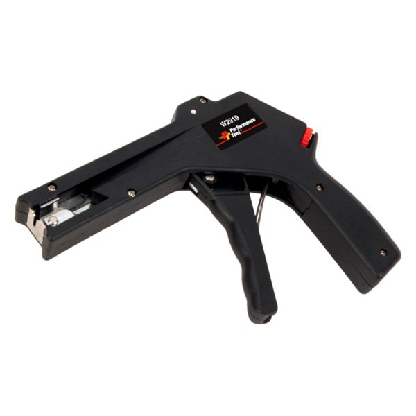Zip Tie Gun >> Performance Tool W2919 Adjustable Cable Tie Gun Toolsid Com