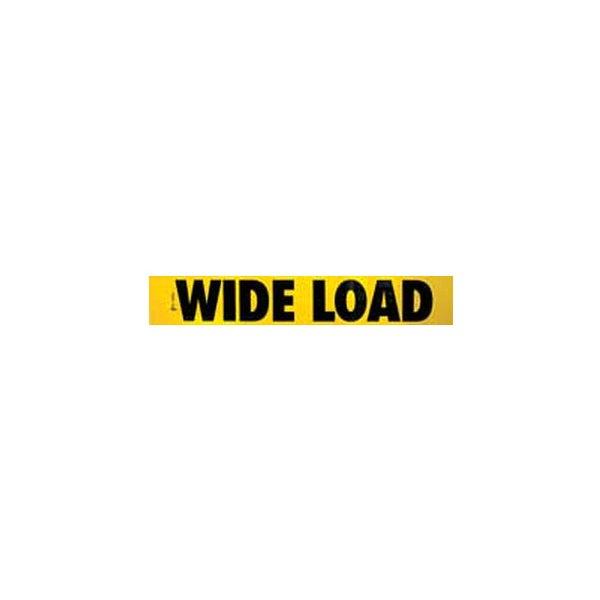 Wide Load Sign >> Safetruck Aa100 Wide Load Aluminum Sign Toolsid Com
