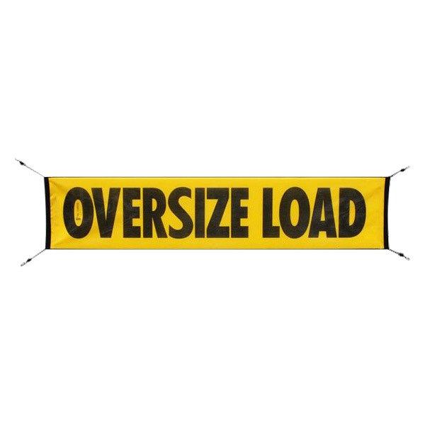 Wide Load Sign >> Safetruck Aa104 Oversize Load Aluminum Sign