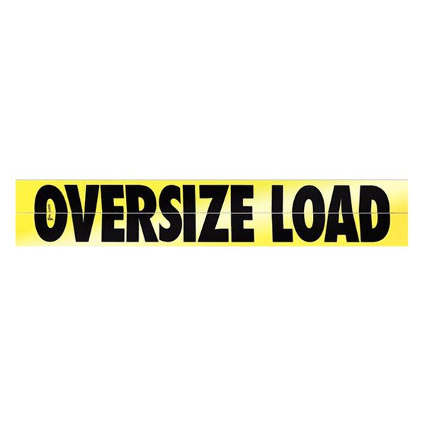 Wide Load Sign >> Safetruck Carh104co Oversize Load Aluminum Sign Toolsid Com
