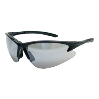 Indoor or Outdoor Lens/negro Temple SAS Safety 5345-50 NSX Eyewear with Clamshell Protecciones para los ojos