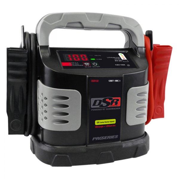 Schumacher 174 Dsr132 Ultracapacitor 12v 1200 Peak Amps