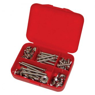 SeaSense Screw Assortment Stainless Steel Oval Tapping 50048102