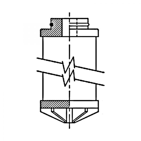 wix u00ae g11a354 - industrial hydraulics compressed air filter cartridge
