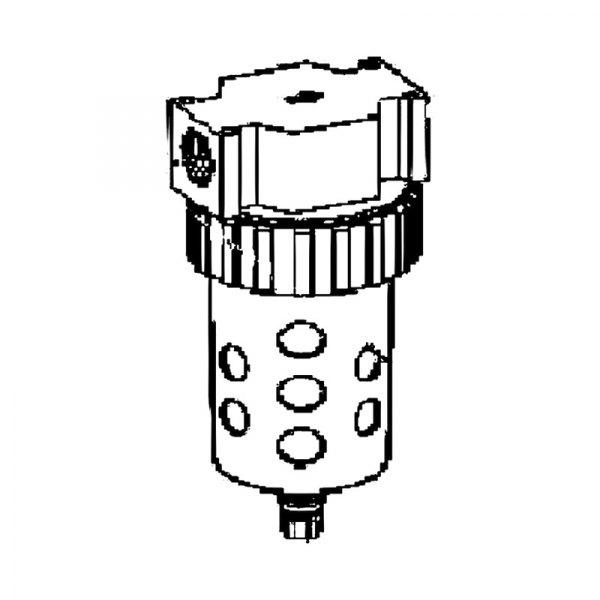 wix u00ae n22a708 - industrial hydraulics compressed air filter cartridge