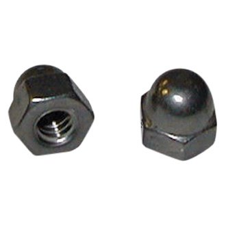 1//4-20 Hex Flange Nuts Grade 8 Black//Phosphate and Oil Finish 1//4x20 50